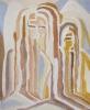 Samadhi. Paper, gouache_1997