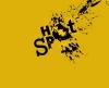 Шрифтовая композиция Hot Spot