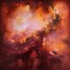 Red nebula 50X50_2017