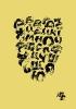 Original font alphabet
