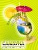 Sambuka advertising layout