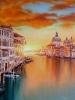 Венецианская лагуна Рассвет 60Х80_2015 нет в наличии